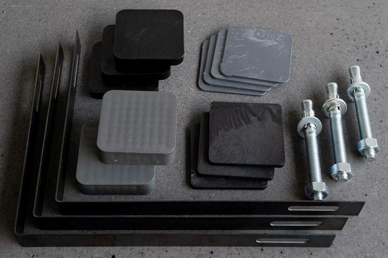 Montagepaket-Betonfertigteile